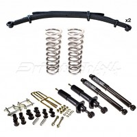 DTSK-NIS04J Enduro Nitro Gas Lift Kit - Extra Heavy Duty